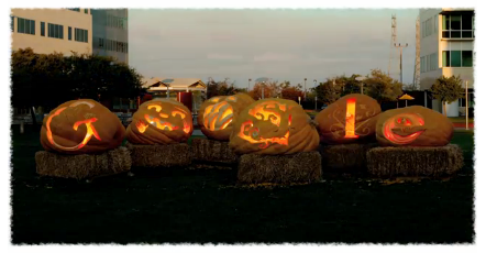 Doodle Google, Halloween 2011, Hallowe'en, Google Doodle time-lapse video celebrates Halloween