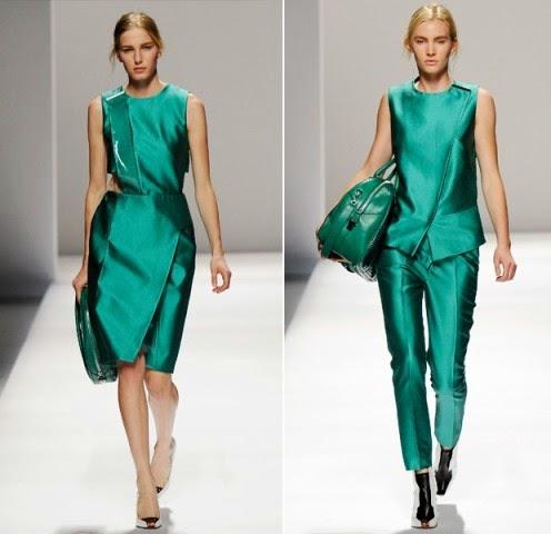 O verde esmeralda foi a cor do ano de 2013 3c39920cb73