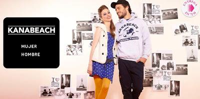 Oferta de ropa de la marca Kanabeach para mujer y hombre