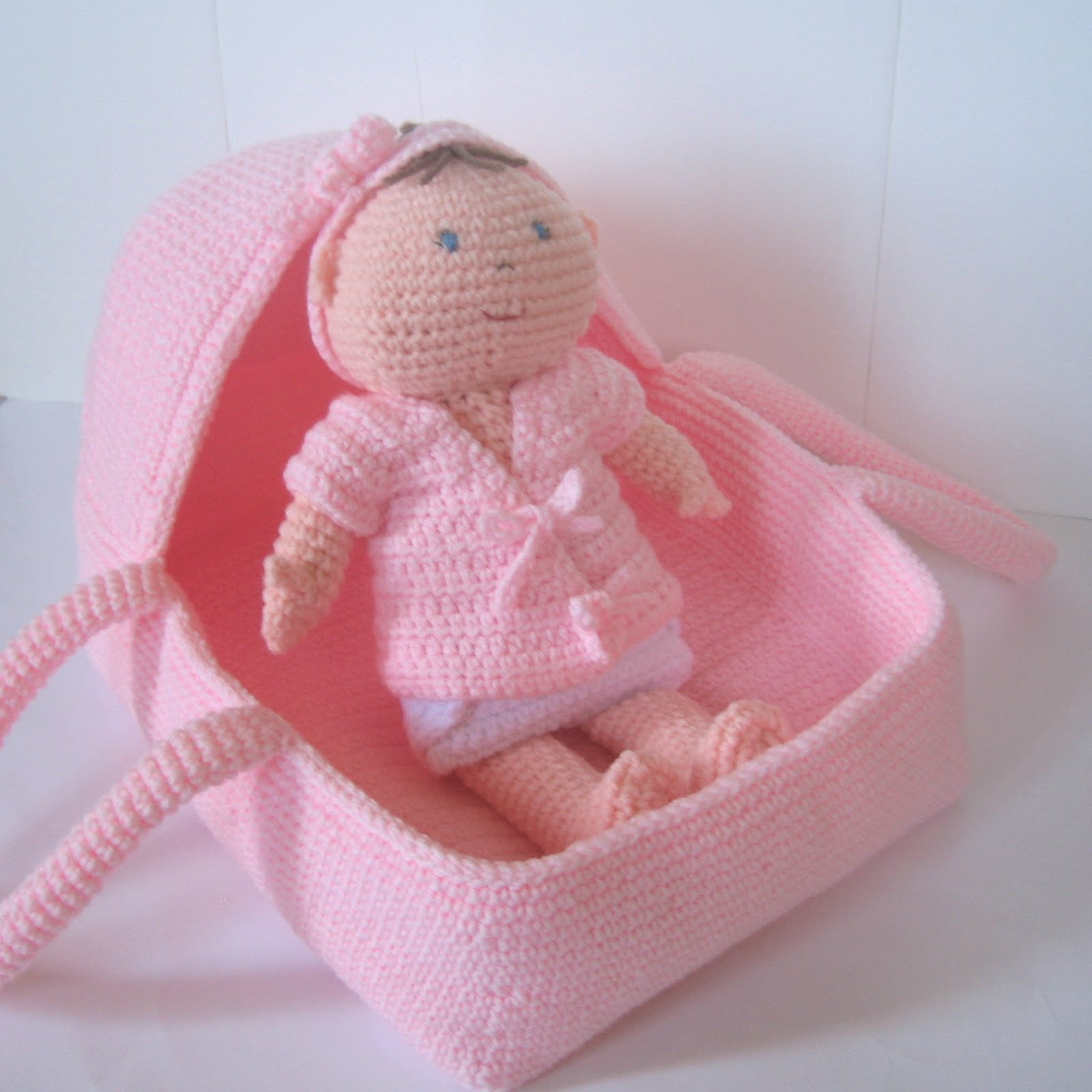 CROCHET N PLAY DESIGNS: New Crochet Pattern: Baby Doll ...