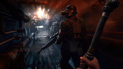 Wolfenstein The Old Blood-CODEX Terbaru For Pc screenshot