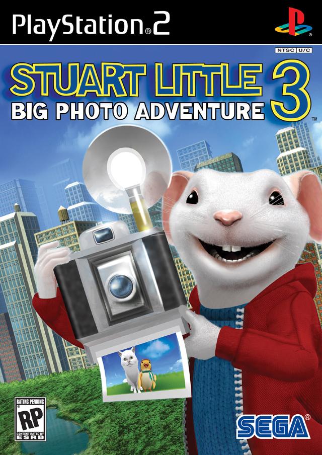 Stuart little 3 bigtits - c3