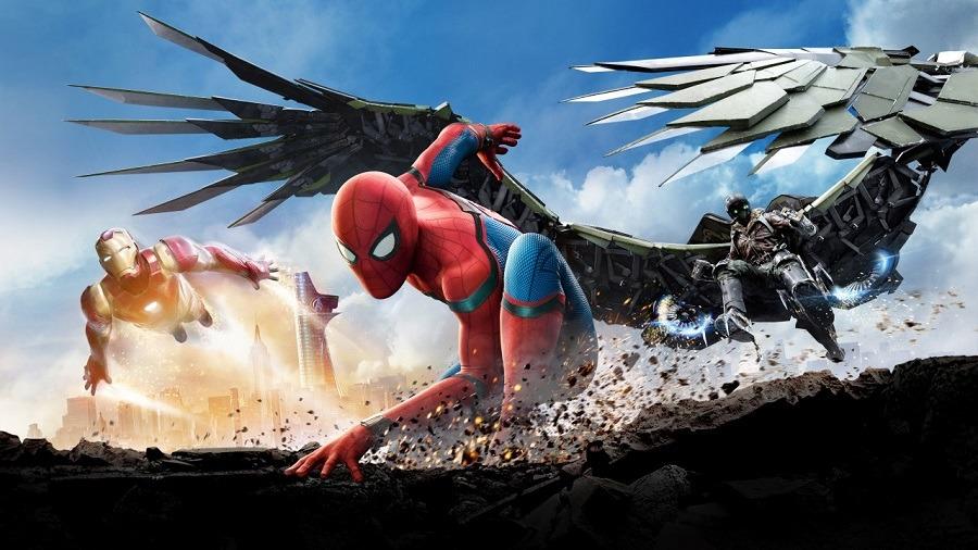 Homem-Aranha - De Volta Ao Lar (Blu-Ray) Torrent