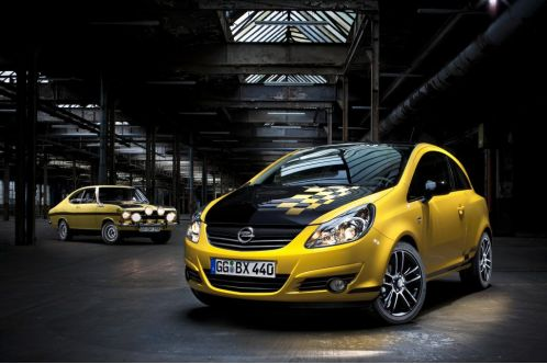 Opel Corsa Color Race 2012