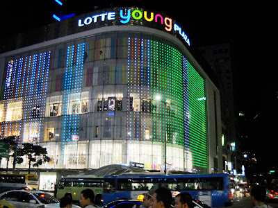 Lotte Department Store, Myeongdong