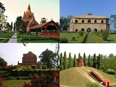 Beautiful Places in Assam