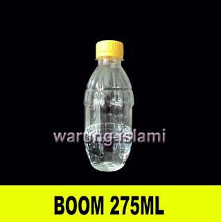 Botol minuman boom 275ml tutp warna