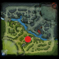 Easy Camps Dota 2 Map