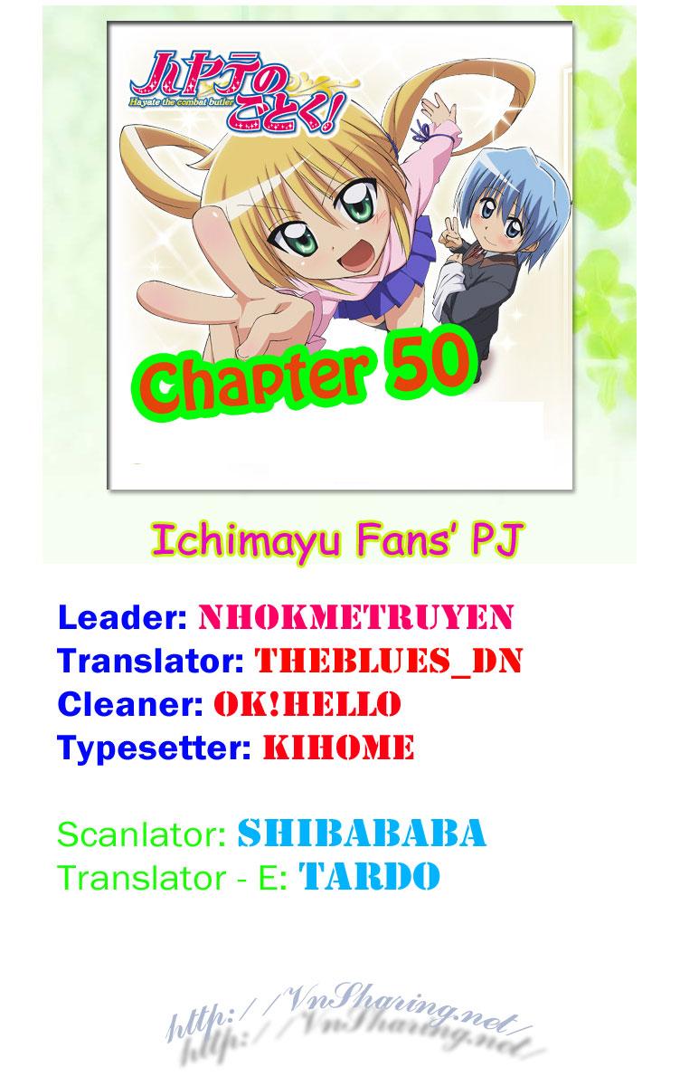 Hayate No Gotoku! trang 21
