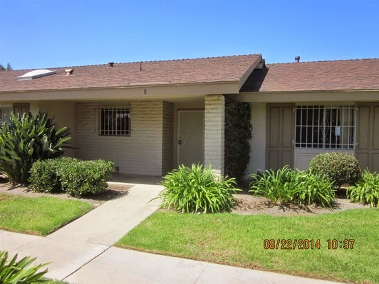 Foreclosure home in Oceanside CA