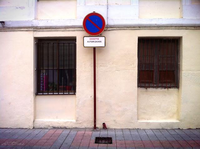 Excepto autorizados, 2013 Abbé Nozal
