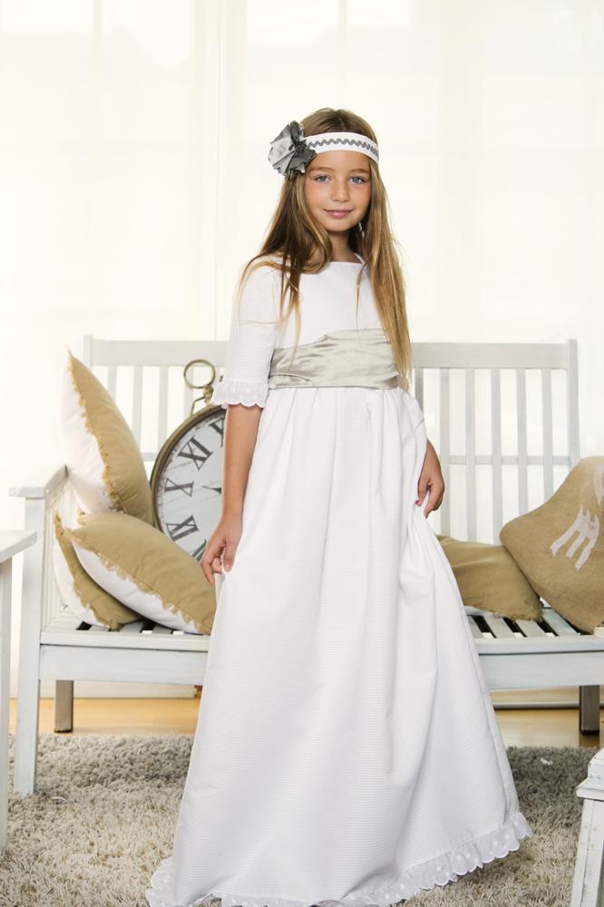Mi primer vestido comunion