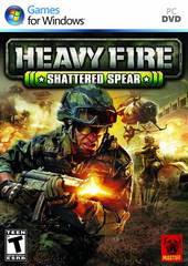 Heavy Fire: Shattered Spear PC Game Full Version