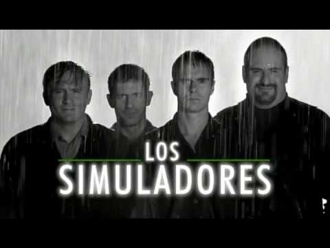 Los Simuladores [México] [1-Temporada] [BRRip 720p] [Latino] [1 Link] [MEGA]