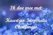 Kaartje Inspiratie Challenges