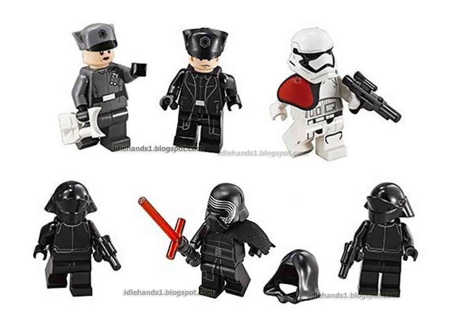 Lego star wars десантный самолет battle droid 75086