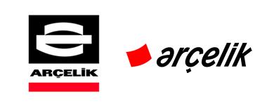 Arçelik eski ve yeni logo