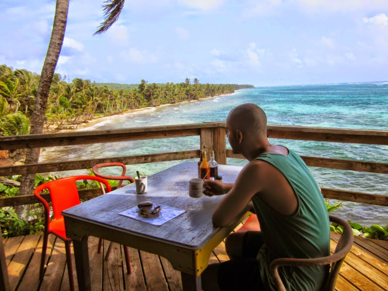 Restaurante del Hotel Iguana