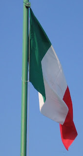 The Italian flag is known as Il Tricolore