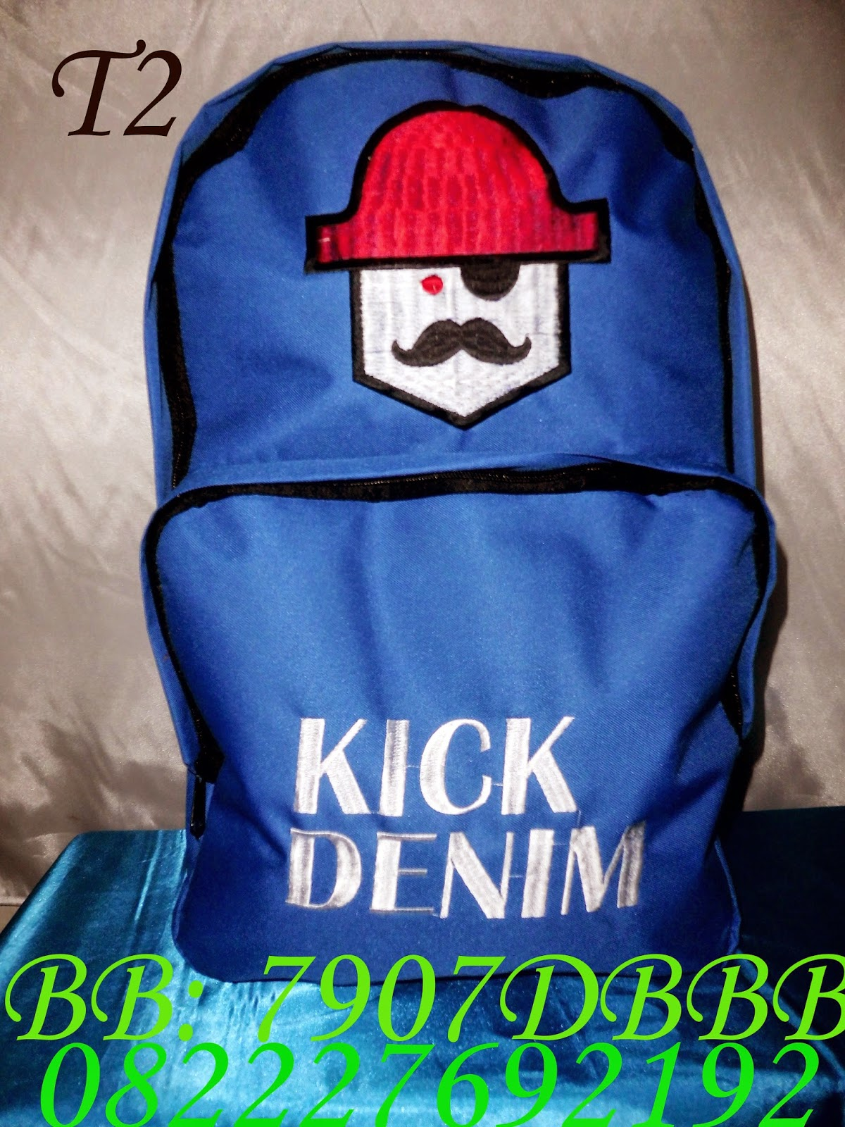 TAS KICK DENIM