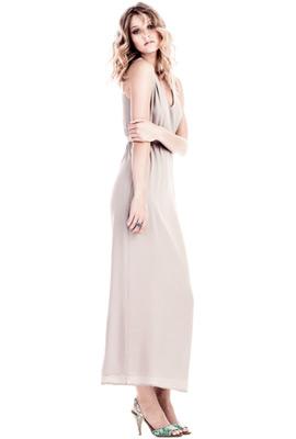 vestido largo H&M 2013