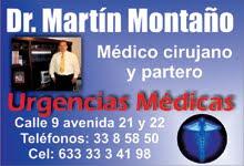 Dr.Martin Montaño
