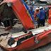 Kecelakaan Metromini–Commuter Line di Angke, Presiden Jokowi Minta Dievaluasi