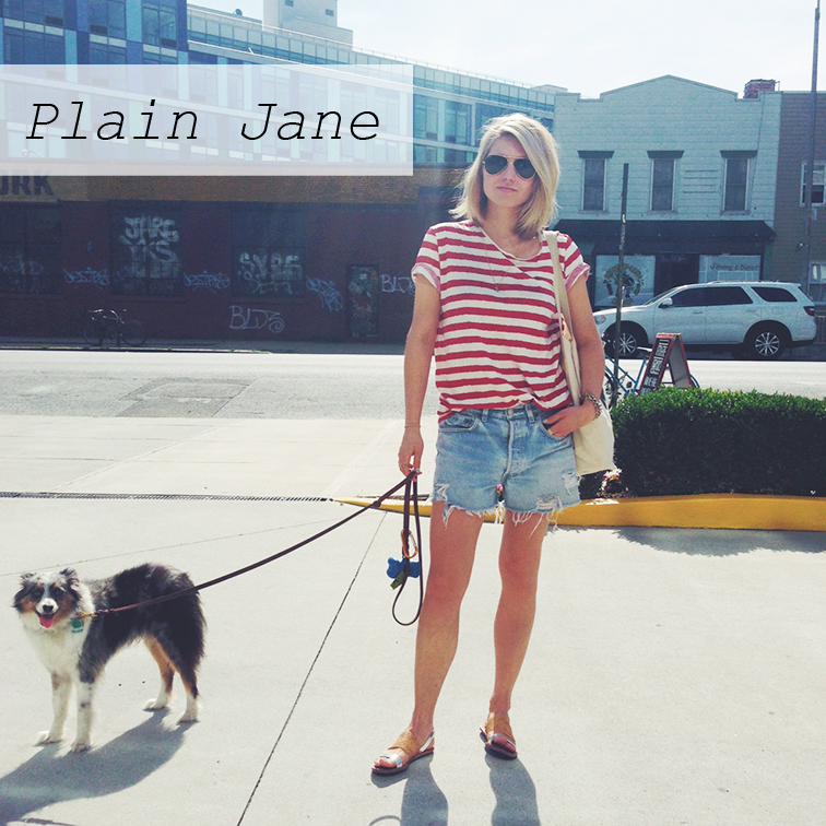 Plain Jane, Fashion Over Reason, Wallyface, casual summer