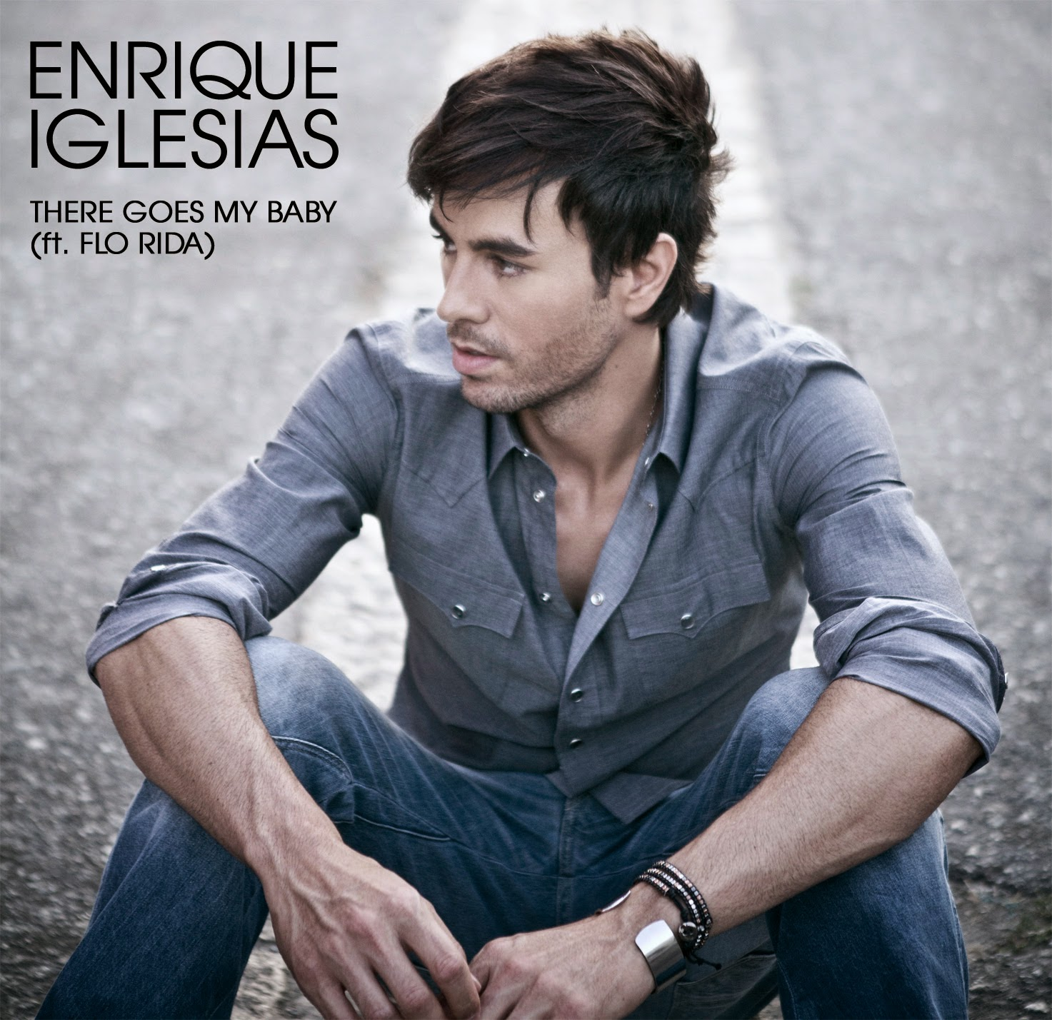 Enrique Iglesias new single Flo Rida there goes my baby