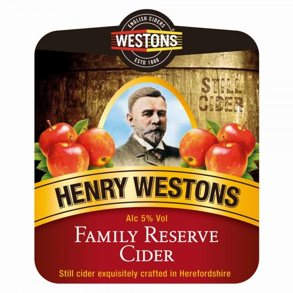 Image result for westons cider family reserve