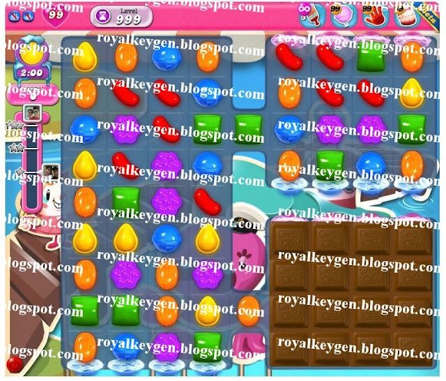 Here is the proof that Candy Crush Saga Hack Tool works amazing!