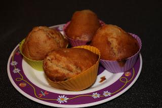 doras banana muffins