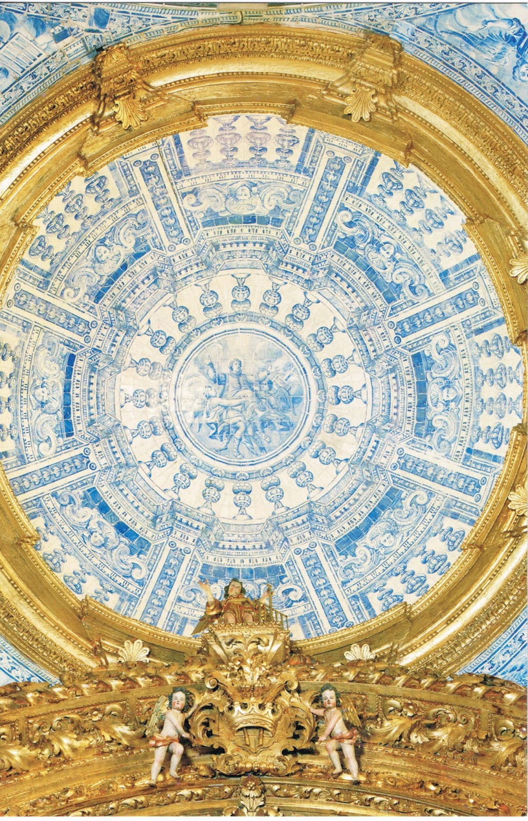 100 baroque ceiling tile grenoble sophiesfire comluxurious gallery of baroque ceiling tile ivan grohar adele in slovenia church so loureno portugal lost in past doublecrazyfo Gallery
