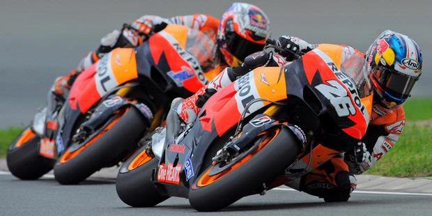 Hasil dan Klasemen GP Jerman