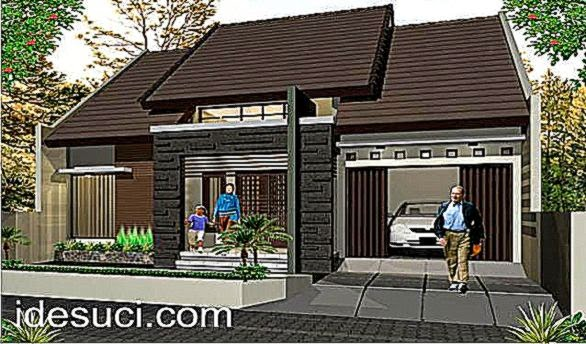 Rumah Minimalis Semampir Selatan Type 70195 9 8mx20m 650juta