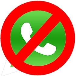 bloccare su whatsapp
