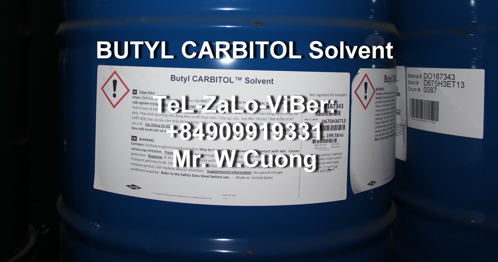 BUTYL CARBITOL  SOLVENT