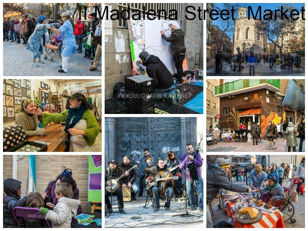 II Madalena Street Market