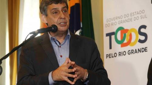 Sebastião Melo: obrigado, Porto Alegre