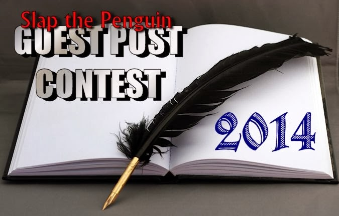 Slap the Penguin 2014 Guest Post Contest