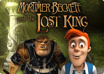 Mortimer Beckett Secrets Spooky Manor Get The Cat To Move