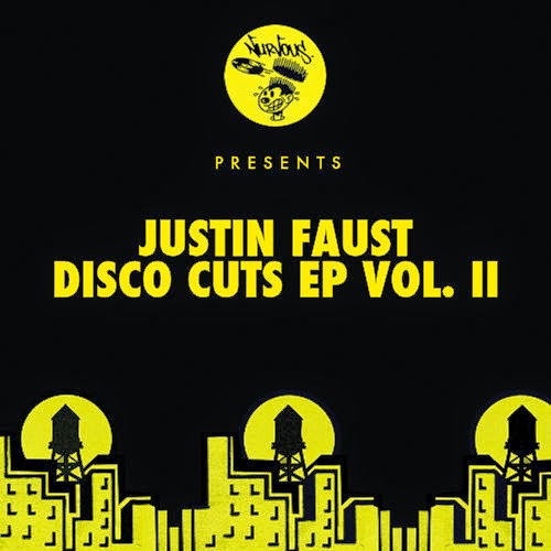 Justin Faust - Disco Cuts EP Vol. 2