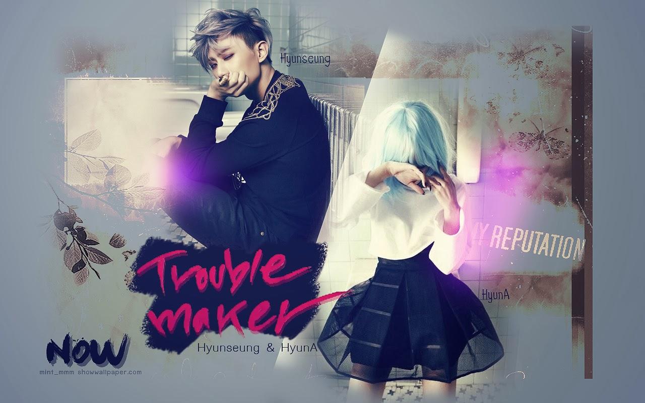Trouble Maker Now Wallpaper Thursday October 31 2013