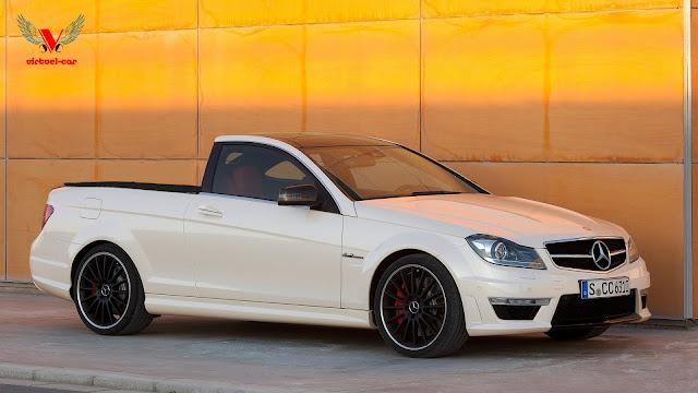 Mercedes C63 Amg Pick Up Virtuel Car