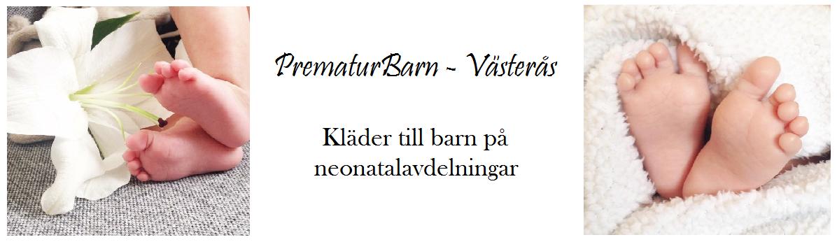 Insamling till neonatalavdelningen i Västerås