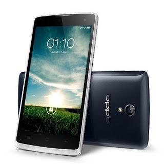 Harga Oppo Yoyo Terbaru Desember 2015, Jaringan 3G HSDPA Layar 4.7 inch