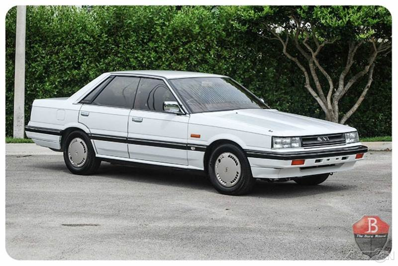 Daily Turismo Its A Hardtop Life 1986 Nissan Skyline Gt Passage R31