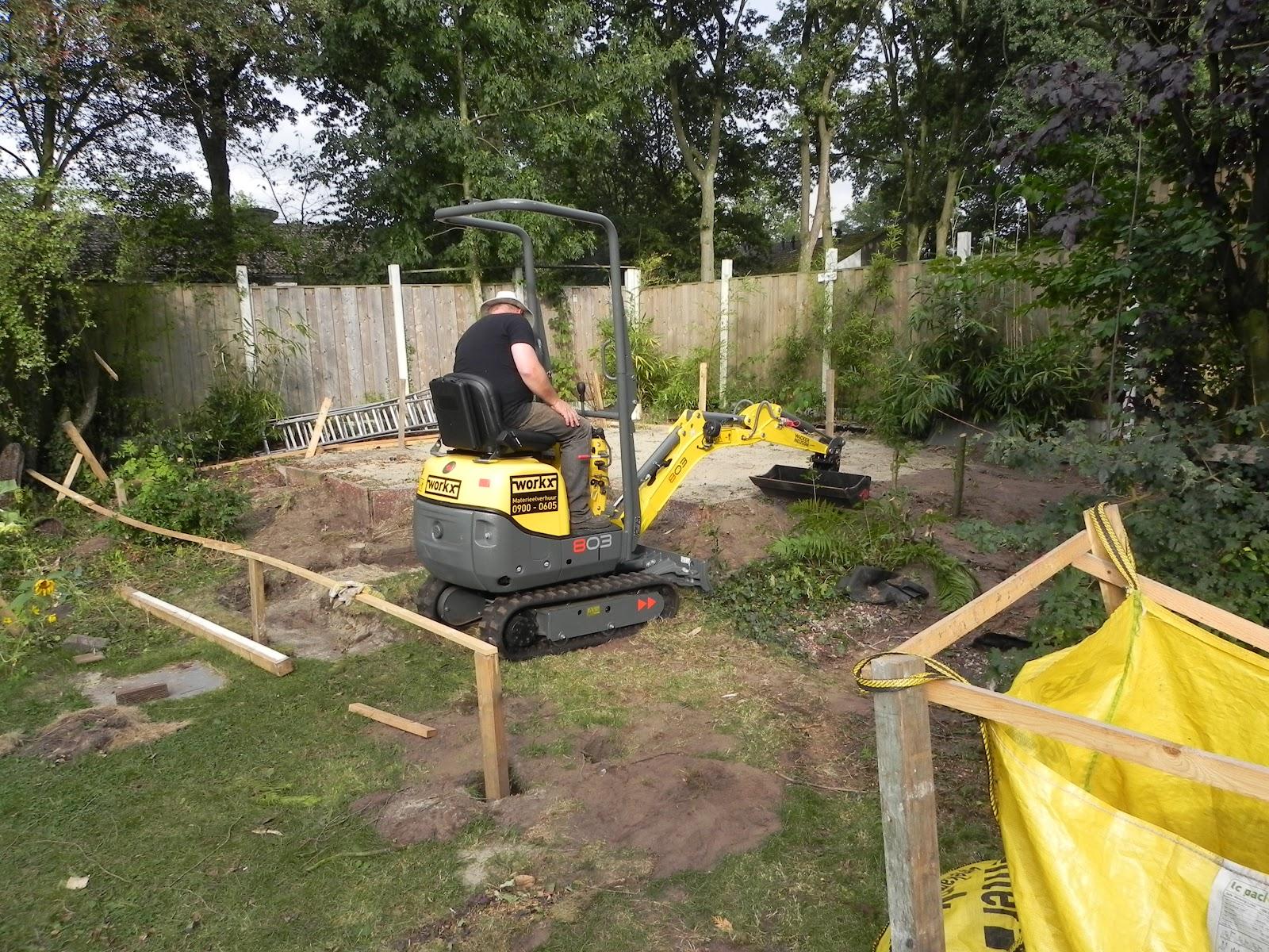Zelf een atelier bouwen: bouwrijp maken