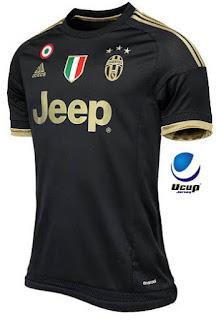Jersey Juventus 3rd 2015-2016