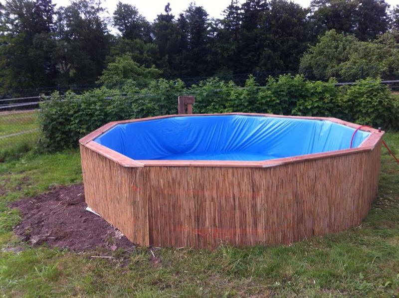 Manualidades for Costo de construir una piscina